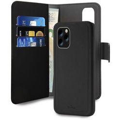 Puro Wallet Detachable - Etui 2w1 iPhone 11 Pro (czarny)