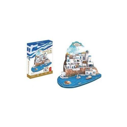 Puzzle, PUZZLE 3D Santorini duży zestaw
