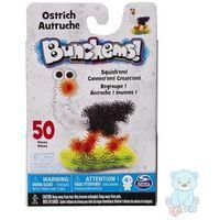 Kreatywne dla dzieci, Bunchems Struś Zestaw Kumple Kolorowe Rzepy 50 el.