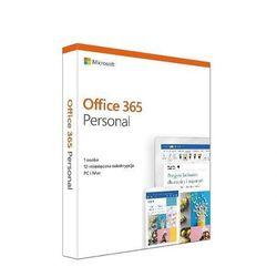 Program Microsoft Office 365 Personal PL Win/Mac