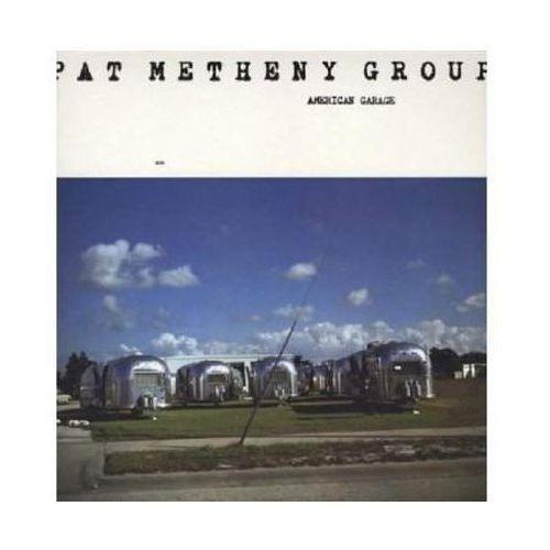 Pozostała muzyka rozrywkowa, AMERICAN GARAGE 180G LP - Pat Metheny Group (Płyta winylowa)