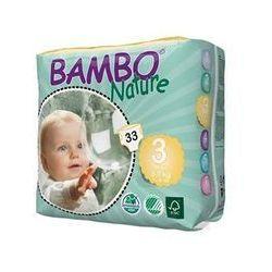 BAMBO Nature Midi (5-9kg) 33 szt. - pieluszki jednorazowe