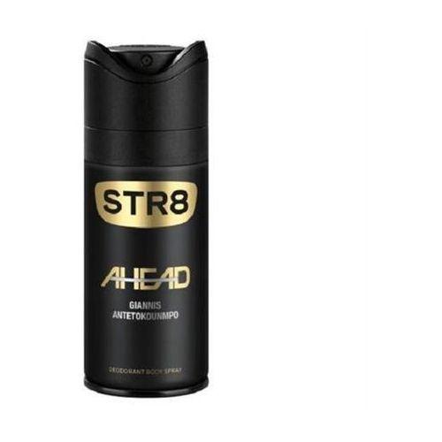 Dezodoranty męskie, STR8 Ahead - dezodorant w sprayu 150 ml