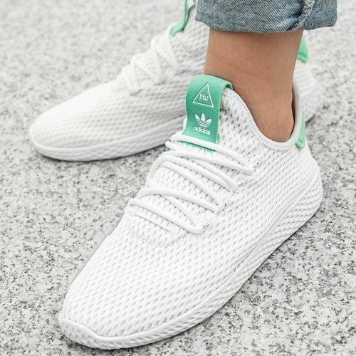 Damskie obuwie sportowe, adidas Originals Pharrell Williams Tennis Hu (BY8717)