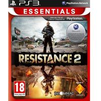 Gry na PlayStation 3, Resistance 2 (PS3)