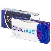 Soczewki kontaktowe, ColourVUE - Glamour (2 soczewki)