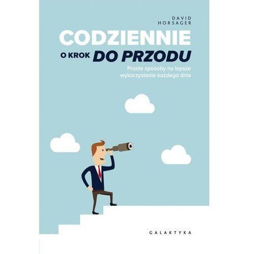 Pozostałe książki, Codziennie o krok do przodu (opr. miękka)
