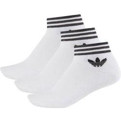 Skarpetki adidas Trefoil Ankle – 3 Pary AZ6288