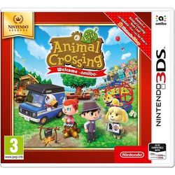 Animal Crossing New Leaf Selects 3DS