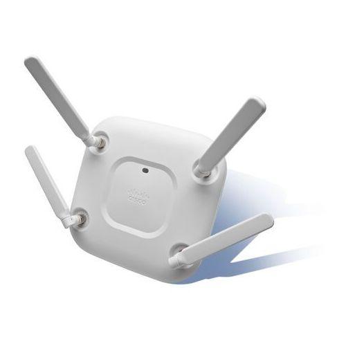 Punkty dostępu, AIR-CAP2702E-E-K9 Cisco Access Point 802.11ac, Wymagany Kontroler, w/CleanAir; 3x4:3SS, Zewnętrzne Anteny