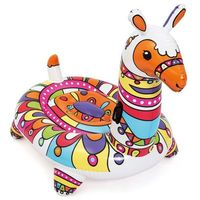 Zabawki dmuchane, Bestway dmuchana lama z uchwytami 41136