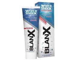Pasty do zębów, BLANX White Shock natychmiastowa biel pasta do zębów 75ml