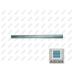 Pręt gwintowany stal nierdzewna,AISI304, M10/L1000