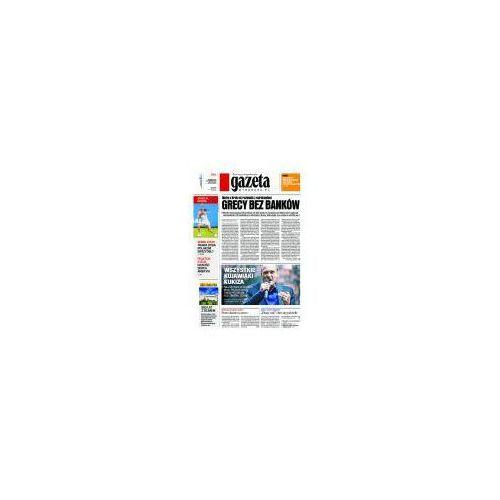 E-booki, Gazeta Wyborcza - Szczecin 149/2015