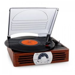Gramofon Auna TT-83N UKF drewno