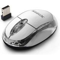 Myszy komputerowe, Mysz Esperanza Extreme Bezprzewodowa Optyczna 3D biała (XM105W) Darmowy odbiór w 20 miastach!