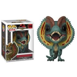 Figurka Funko Pop Vinyl Jurassic Park- Dilophosaurus