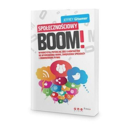 Biblioteka biznesu, Społecznościowy Boom! (opr. miękka)