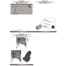 GIVI MG3101 BŁOTNIK TYLNY SUZUKI DL 650 V-STROM L2-L3 (11-13)