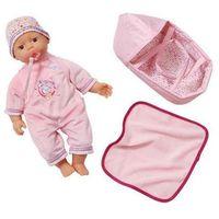 Lalki dla dzieci, Baby born my little - Lalka Super Soft + torba