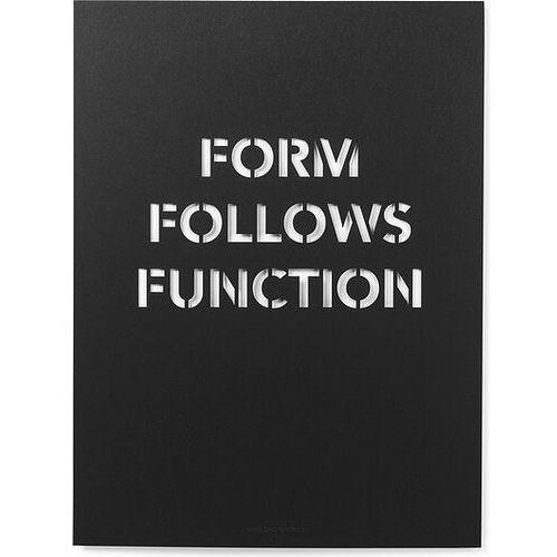 Plakaty, Plakat Form Follows Function