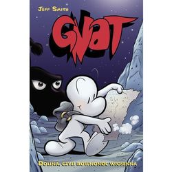 Gnat Tom 1 Dolina czyli równonoc wiosenna - Smith Jeff, Smith Jeff (opr. twarda)