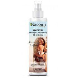 Nacomi Sunny - Naturalny chłodzący balsam po opalaniu