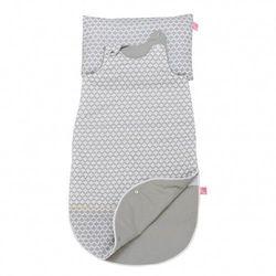 Śpiworek niemowlęcy 3w1 Motherhood Szary Classic