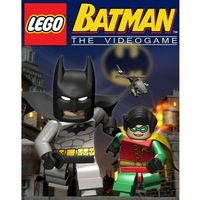 Gry na PC, LEGO Batman (PC)