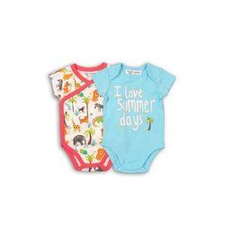 Body niemowlęce 2pak 6P38AD Oferta ważna tylko do 2023-07-03