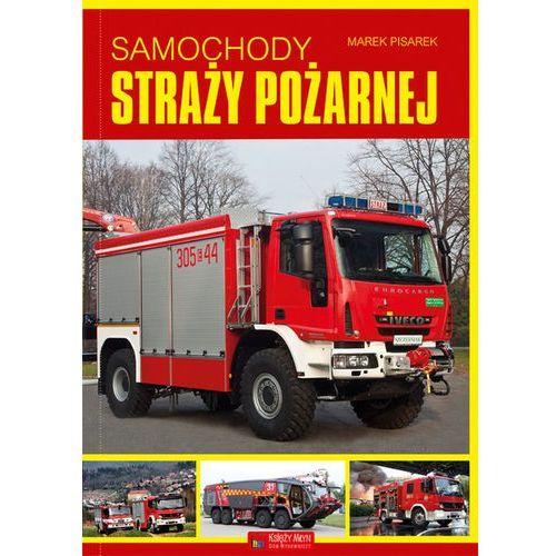 Biblioteka motoryzacji, Samochody straży pożarnej (opr. twarda)