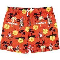 Kąpielówki, strój kąpielowy SANTA CRUZ - Pool Rules Boardie Salbatage (SALBATAGE) rozmiar: 36