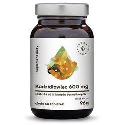 Kadzidłowiec 600mg (65% Boswelia ekstr) 60 tabl.