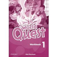 Książki do nauki języka, World Quest 1 WB (opr. miękka)