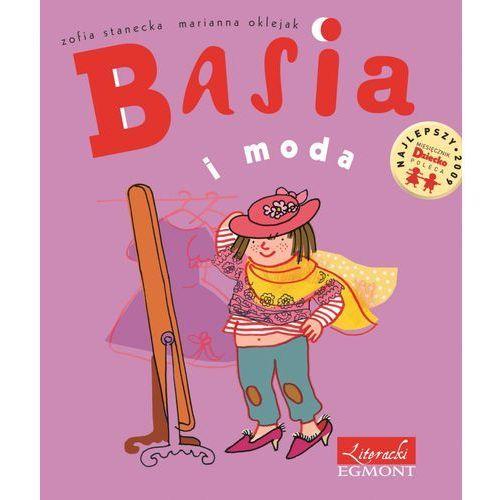 Literatura młodzieżowa, Basia i moda. (opr. twarda)