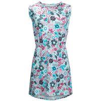 Sukienki dziecięce, Sukienka dla dziewczynki LILY LAGOON DRESS gulf stream all over - 128