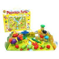 Kreatywne dla dzieci, Plastociasto Farma Zrób to sam