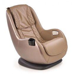 Fotel z masażem Satell - beżowy