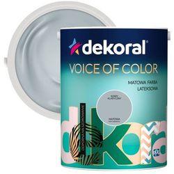 Farba Dekoral Voice of Color szary klasyczny 5 l