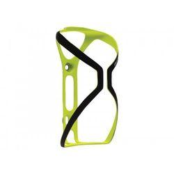 Koszyk na bidon BLACKBURN CINCH karbonowy 16g czarno-żółty matowy