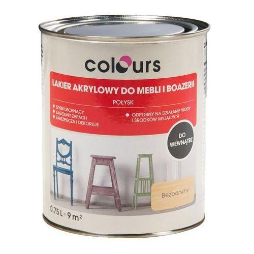 Lakiery, Lakier Colours połysk 0,75 l