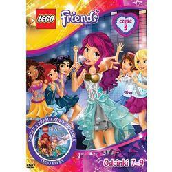 LEGO Friends. Część 3 (odcinki 7-9) (DVD)
