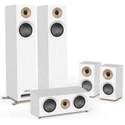 Zestaw głośników JAMO S-805 HCS Biały + DARMOWY TRANSPORT!