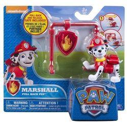 Spin Master PSI PATROL Figurka akcji z odznaką, Marshall