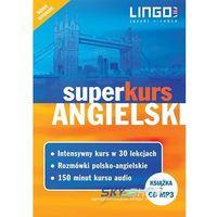 Książki do nauki języka, Angielski. Superkurs (kurs + rozmówki + audiokurs) Nowe wydanie (opr. miękka)