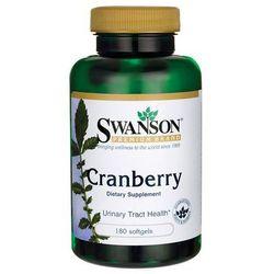Swanson Żurawina (Cranberry) 800mg 180 kaps.