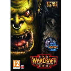 WarCraft 3 Reign of Chaos + The Frozen Throne (PC)