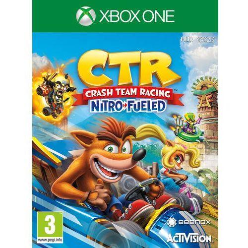Gry na Xbox One, Crash Team Racing Nitro Fueled (Xbox One)