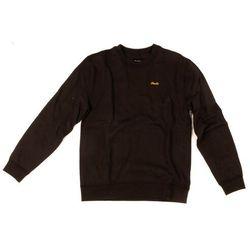 bluza BRIXTON - Westchester Crew Fleece Washed Black (WABLK) rozmiar: M