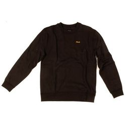 bluza BRIXTON - Westchester Crew Fleece Washed Black (WABLK) rozmiar: XL